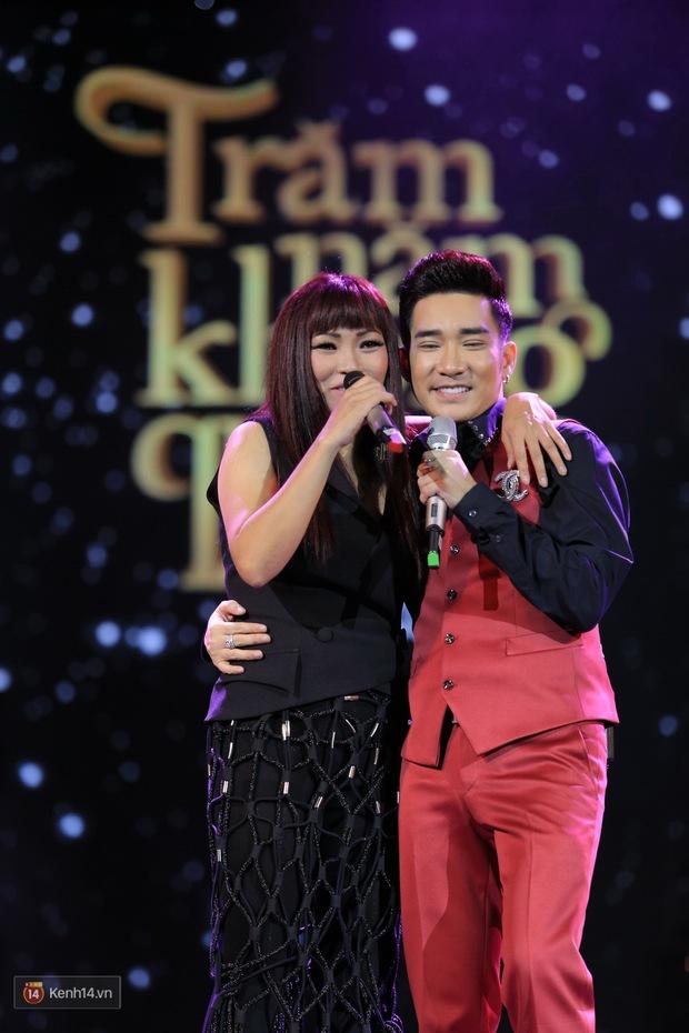 Clip: Khoác áo mới cho Duyên phận, Quang Hà đốt cháy sân khấu cùng loạt vũ công nóng bỏng - Ảnh 15.