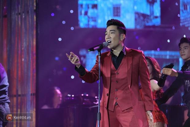 Clip: Khoác áo mới cho Duyên phận, Quang Hà đốt cháy sân khấu cùng loạt vũ công nóng bỏng - Ảnh 14.
