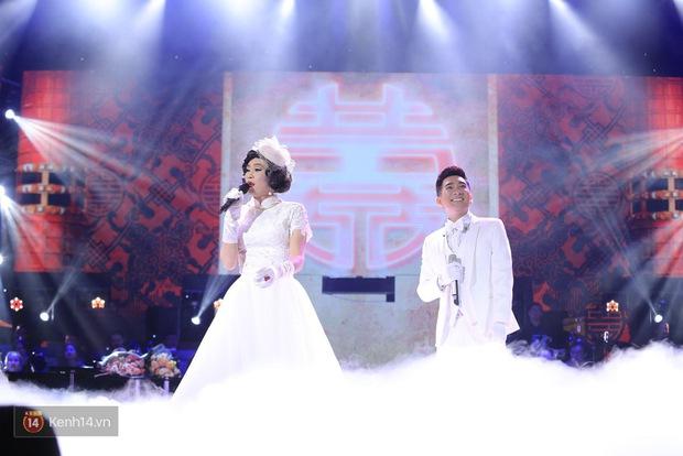Clip: Khoác áo mới cho Duyên phận, Quang Hà đốt cháy sân khấu cùng loạt vũ công nóng bỏng - Ảnh 11.