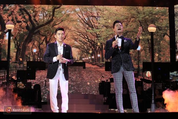 Clip: Khoác áo mới cho Duyên phận, Quang Hà đốt cháy sân khấu cùng loạt vũ công nóng bỏng - Ảnh 7.