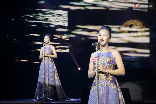 Không chiến thắng nhưng Á khôi 1 (Hoa khôi Sinh viên Việt Nam) vẫn gây chú ý vì quá xinh và đa tài - Ảnh 2.