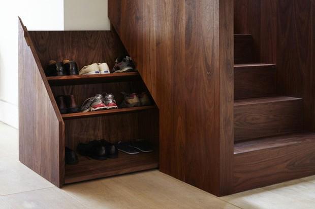15 ý tưởng nội thất tận dụng gầm cầu thang vừa hiệu quả, vừa đẹp - Ảnh 29.