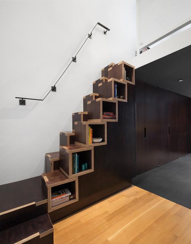 15 ý tưởng nội thất tận dụng gầm cầu thang vừa hiệu quả, vừa đẹp - Ảnh 15.