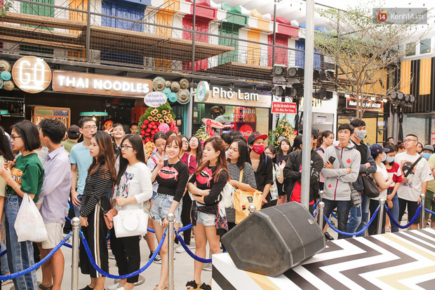 Có gì ở Zone 87 - khu tổ hợp ăn chơi, mua sắm mới của Midu dành cho giới trẻ Sài Gòn? - Ảnh 23.