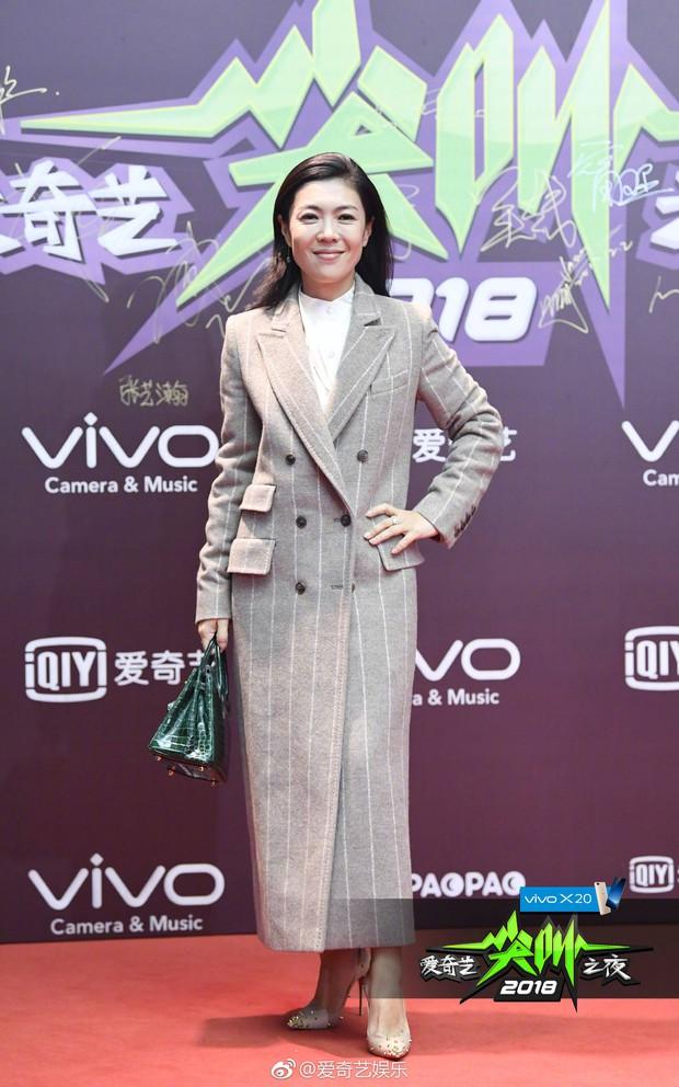 Thảm đỏ iQiYi: Dương Mịch cân cả dàn mỹ nhân Cbiz, bạn gái Trương Hàn nhan sắc ngày càng lên hương - Ảnh 25.
