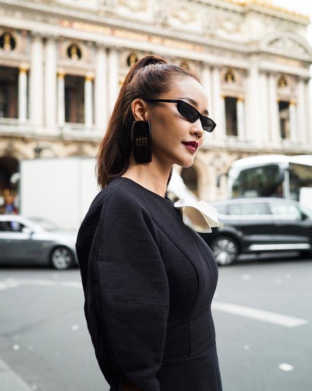 Nghi vấn Maya khoe ảnh dự show Balmain tại Paris Fashion Week, nhưng chỉ là đến chụp ảnh rồi đi về - Ảnh 1.
