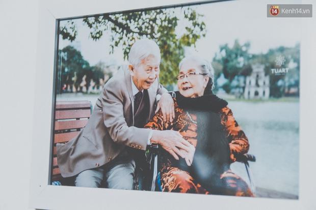 Tình yêu hơn 70 năm của cặp vợ chồng già Hà Nội từng gây sốt với bộ ảnh Em ơi có bao nhiêu - 90 năm cuộc đời - Ảnh 6.