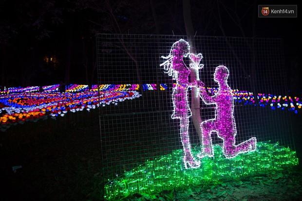 Khó tin nhưng Thảo Cầm Viên chính là điểm check - in ảo diệu nhất mùa giáng sinh! - Ảnh 9.