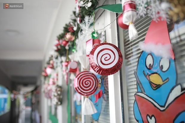 Học sinh ở các trường quốc tế hiện đại nhất nhì Hà Nội đón Noel như thế nào? - Ảnh 3.