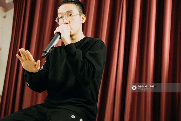 Gặp gỡ Bảo Trung - chàng trai 20 tuổi vừa giành quán quân giải vô địch beatbox thế giới - Ảnh 7.