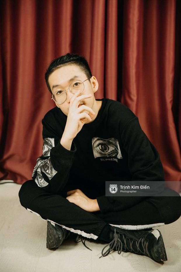 Gặp gỡ Bảo Trung - chàng trai 20 tuổi vừa giành quán quân giải vô địch beatbox thế giới - Ảnh 11.