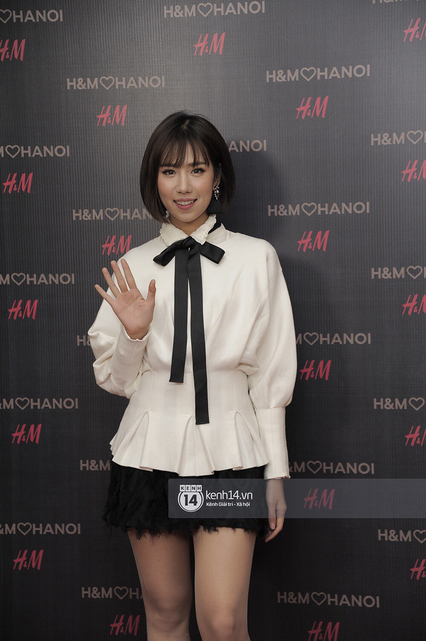 3 gia đình hot nhất mạng xã hội cùng đến mở hàng cho cửa hàng H&M đầu tiên tại Hà Nội - Ảnh 5.