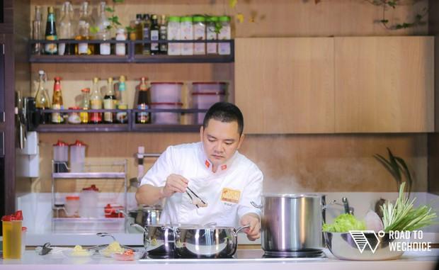 Siêu đầu bếp Võ Quốc và những chia sẻ đắt giá sau 16 năm theo nghề bếp - Ảnh 9.