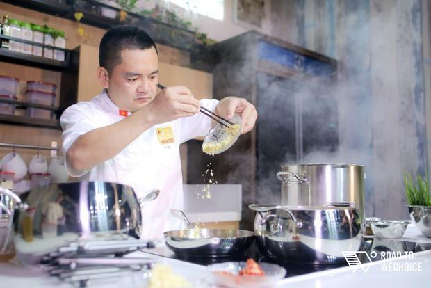 Siêu đầu bếp Võ Quốc và những chia sẻ đắt giá sau 16 năm theo nghề bếp - Ảnh 8.
