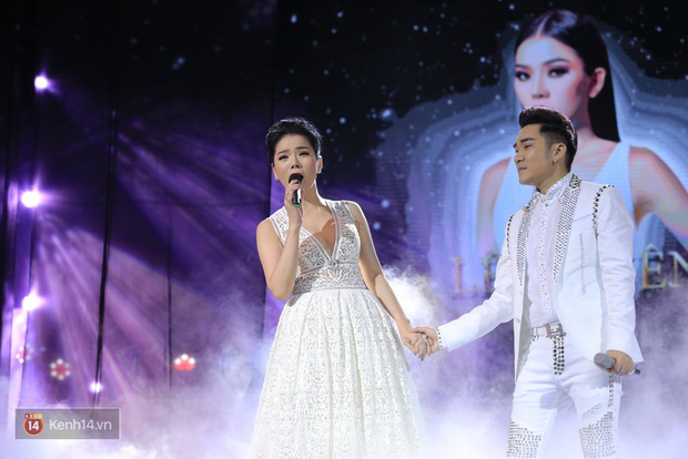 Clip: Khoác áo mới cho Duyên phận, Quang Hà đốt cháy sân khấu cùng loạt vũ công nóng bỏng - Ảnh 5.