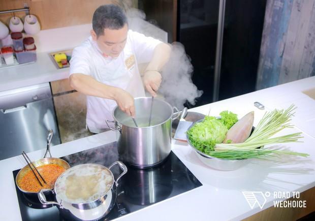 Siêu đầu bếp Võ Quốc và những chia sẻ đắt giá sau 16 năm theo nghề bếp - Ảnh 1.