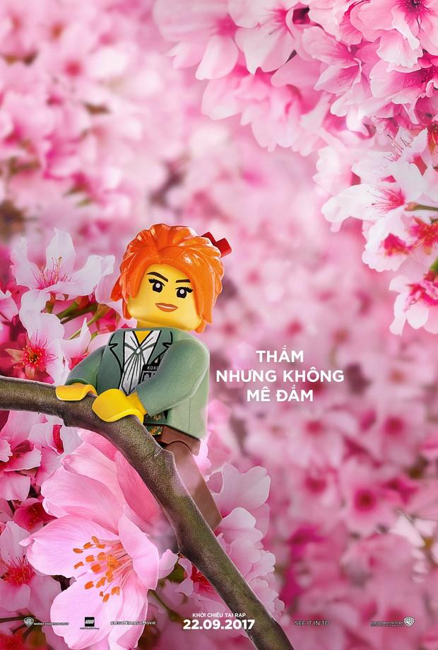 Tất tần tật về các nhân vật Ninja bá đạo trong The LEGO Ninjago Movie - Ảnh 4.
