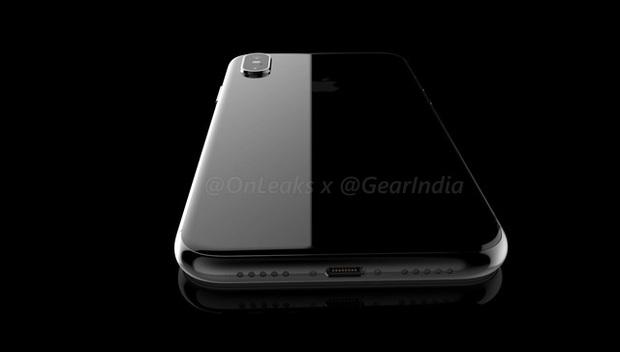 Mục sở thị dung nhan tuyệt trần của iPhone 8, bạn sẽ chết mê chết mệt - Ảnh 5.