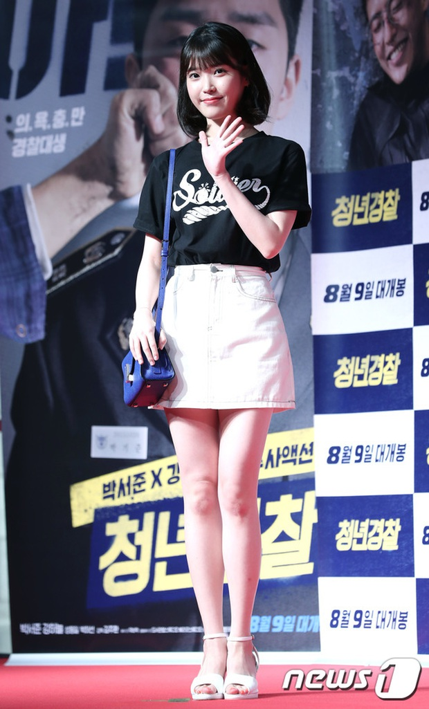 Sự kiện tề tựu binh đoàn trai xinh gái đẹp hot nhất xứ Hàn: Nhan sắc kém nổi bỗng lên hương - Ảnh 2.