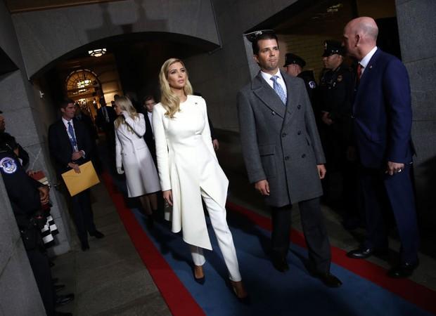 Tưởng bà Trump đã xuất sắc lắm, ai ngờ con gái ông Trump còn mặc đẹp hơn cả mẹ mình - Ảnh 6.