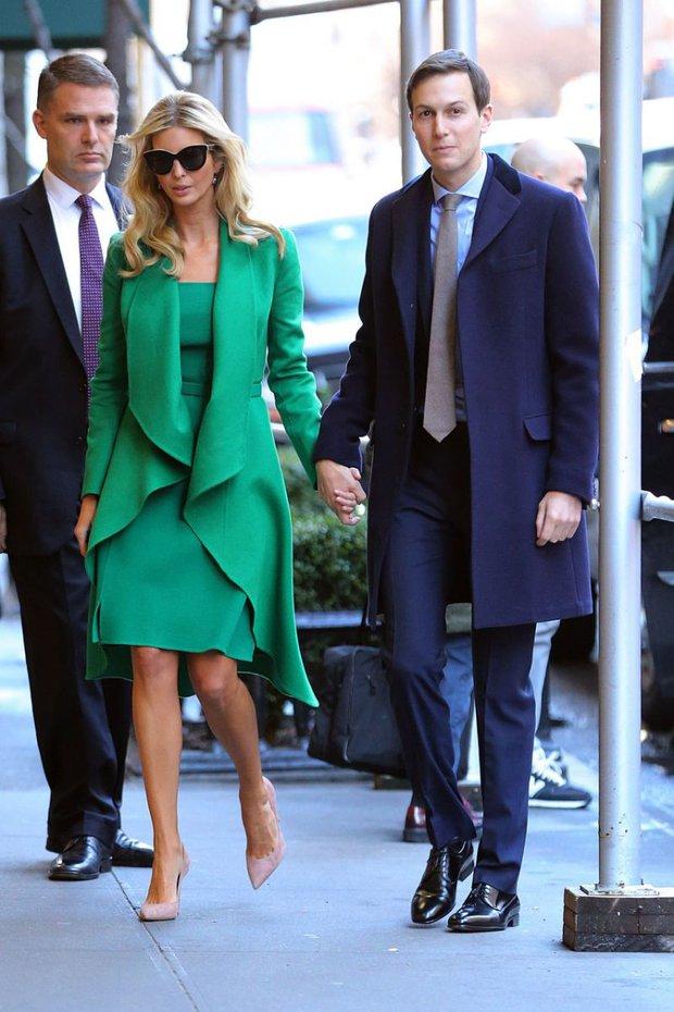 Tưởng bà Trump đã xuất sắc lắm, ai ngờ con gái ông Trump còn mặc đẹp hơn cả mẹ mình - Ảnh 2.