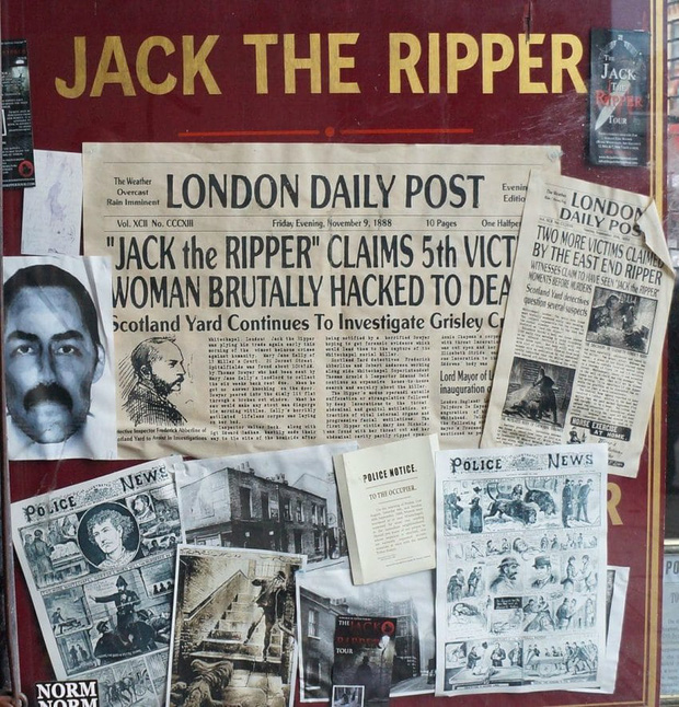 Jack the Ripper: 2 tháng sát hại tàn bạo 5 người, cho đến hơn 1 thế kỷ sau, kẻ sát nhân vẫn là một ẩn số - Ảnh 1.