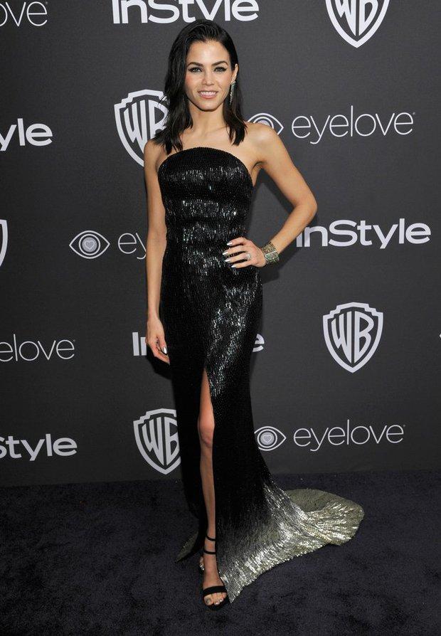 Hậu Quả Cầu Vàng: Miranda Kerr trễ nải sexy, mỹ nhân Blurred Lines hớ hênh trên thảm đỏ - Ảnh 14.
