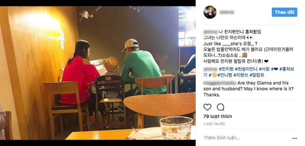 Giàu nứt đố đổ vách, Jeon Ji Hyun, chồng CEO và quý tử lại dung dị như thế này vào Ngày của bố - Ảnh 2.