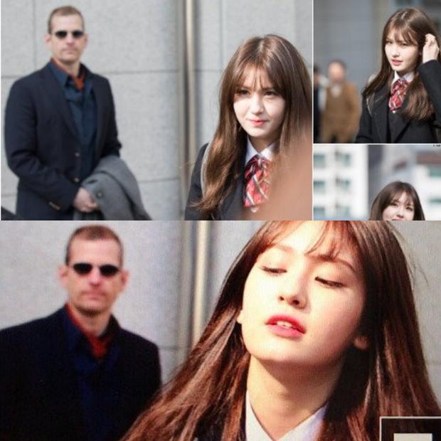 Những ông bố của mỹ nam mỹ nữ hàng đầu xứ Hàn: Đẹp đến tầm tài tử cũng phải ghen tị - Ảnh 10.