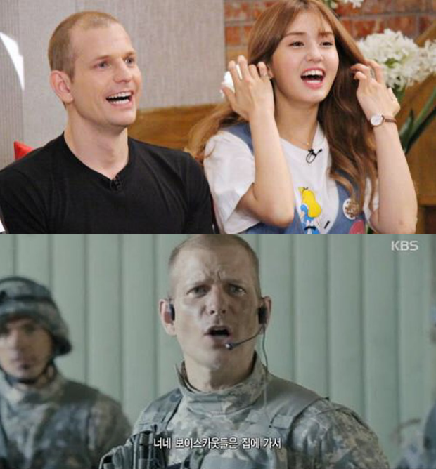 Những ông bố của mỹ nam mỹ nữ hàng đầu xứ Hàn: Đẹp đến tầm tài tử cũng phải ghen tị - Ảnh 7.