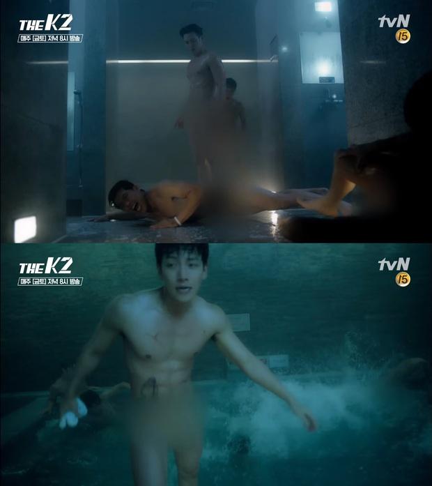 Từ phẫn nộ đến... nực cười với 8 phân cảnh bị chỉ trích nhiều nhất phim Hàn - Ảnh 12.