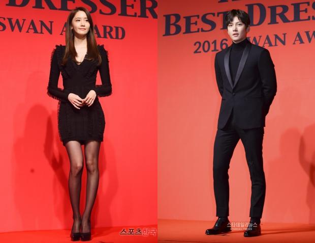 Hai bức ảnh trùng hợp bất ngờ chứng minh: Yoona và Ji Chang Wook thật sự có duyên trời định! - Ảnh 6.