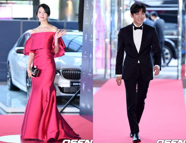 Hai bức ảnh trùng hợp bất ngờ chứng minh: Yoona và Ji Chang Wook thật sự có duyên trời định! - Ảnh 5.