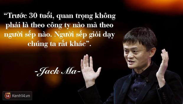 Những câu nói hay của tỷ phú Jack Ma - Ảnh 2.