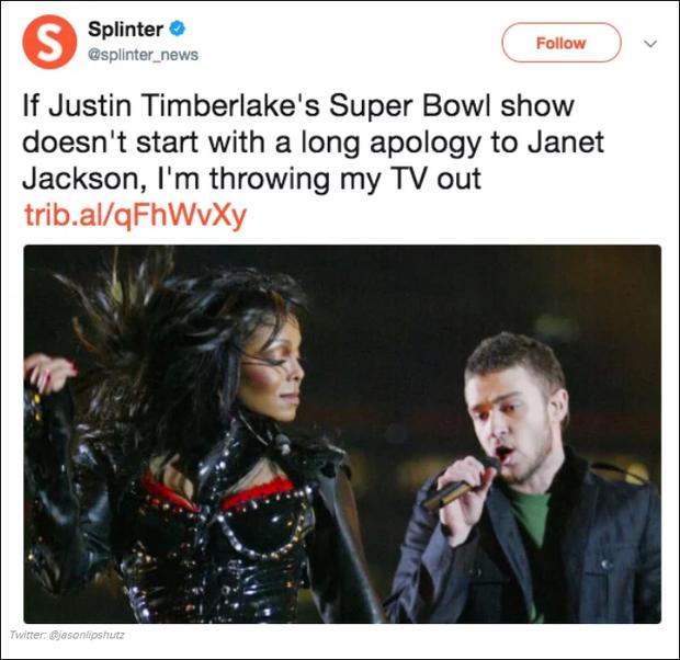 Quay lại sân khấu Super Bowl 14 năm sau sự cố làm lộ ngực Janet Jackson, phải chăng Justin Timberlake đã quá hồn nhiên? - Ảnh 5.
