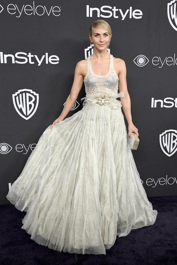 Hậu Quả Cầu Vàng: Miranda Kerr trễ nải sexy, mỹ nhân Blurred Lines hớ hênh trên thảm đỏ - Ảnh 21.