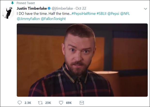 Quay lại sân khấu Super Bowl 14 năm sau sự cố làm lộ ngực Janet Jackson, phải chăng Justin Timberlake đã quá hồn nhiên? - Ảnh 2.