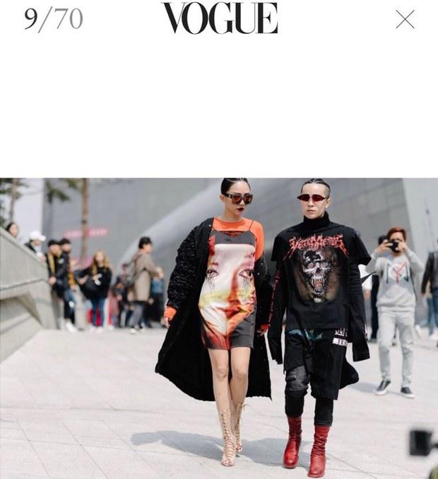Công phá xong Gucci, Kelbin Lei lại tiếp tục chinh phục Instagram của Vetements - Ảnh 2.