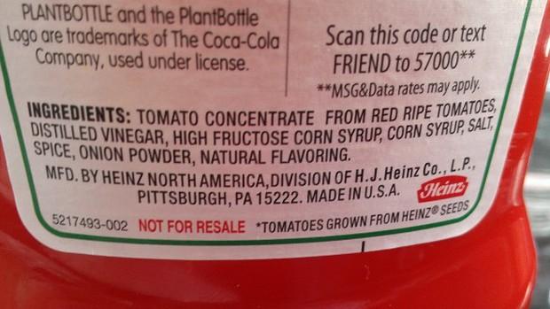 Sự thật về thành phần có trong loại thực phẩm tương cà chua bạn vẫn dùng mỗi ngày - Ảnh 3.