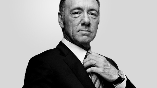 Netflix chính thức sa thải Kevin Spacey khỏi series House of Cards - Ảnh 1.