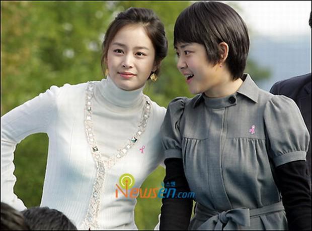Là nữ thần sắc đẹp Hàn Quốc, Kim Tae Hee có bị lu mờ khi đứng cạnh các đại mỹ nhân khác? - Ảnh 30.