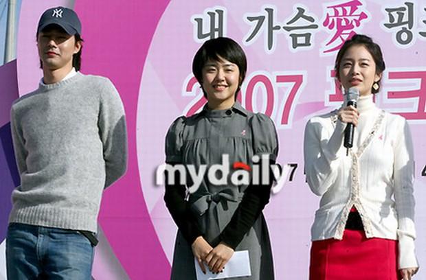 Là nữ thần sắc đẹp Hàn Quốc, Kim Tae Hee có bị lu mờ khi đứng cạnh các đại mỹ nhân khác? - Ảnh 31.