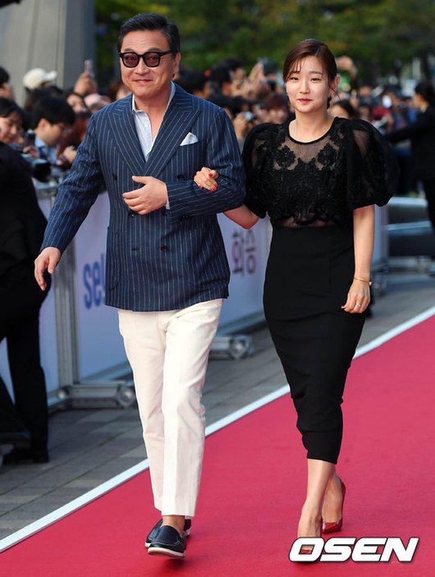 Thảm đỏ liên hoan phim Busan ngày 2: Nữ thần của nữ thần Son Ye Jin một mình cân cả dàn mỹ nhân - Ảnh 10.