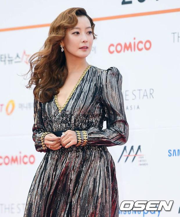 Asia Artist Awards bê cả showbiz lên thảm đỏ: Yoona, Suzy lép vế trước Park Min Young, hơn 100 sao Hàn lộng lẫy đổ bộ - Ảnh 5.