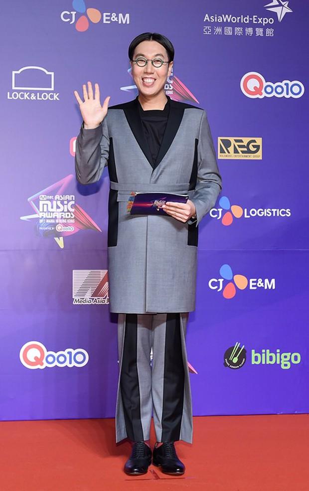 Thảm đỏ MAMA Hồng Kông: Song Joong Ki, Lee Young Ae mê mẩn Wanna One, Song Ji Hyo và em út Red Velvet hở bạo - Ảnh 58.