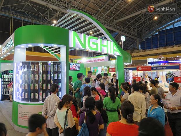 Hội chợ Hàng Việt Nam chất lượng cao năm 2017 ở Sài Gòn quy tụ nhiều thương hiệu nổi tiếng - Ảnh 2.