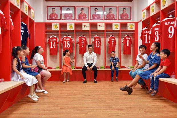 Những phát ngôn, hành động gây chú ý Công Vinh khi làm sếp bóng đá - Ảnh 8.