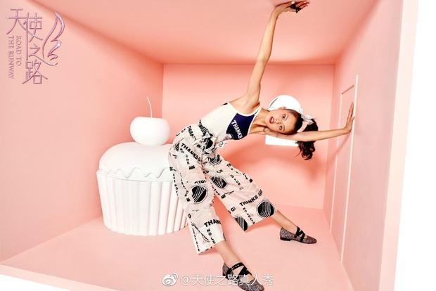Là show tuyển mẫu cho Victorias Secret nhưng concept hoành tráng không kém Next Top Model! - Ảnh 6.