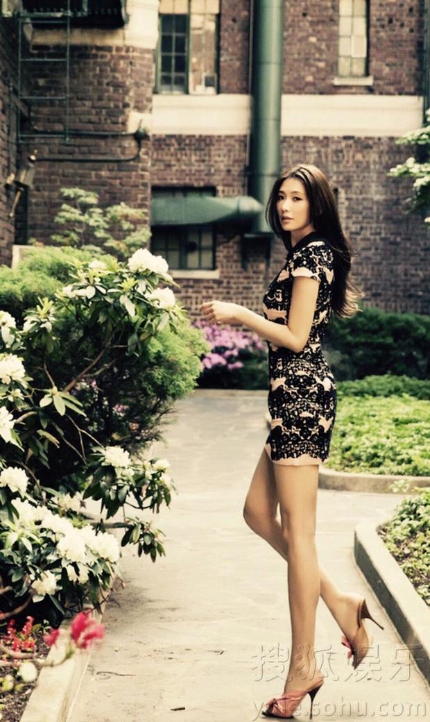 Hai quý cô độc thân hot nhất xứ Đài Trần Kiều Ân - Lâm Chí Linh: Ai sở hữu thân hình bốc lửa hơn ai? - Ảnh 5.