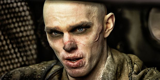 Đừng sợ những quái nhân kinh dị trong phim, bởi ngoài đời thật đó toàn là mỹ nam siêu đẹp trai! - Ảnh 28.